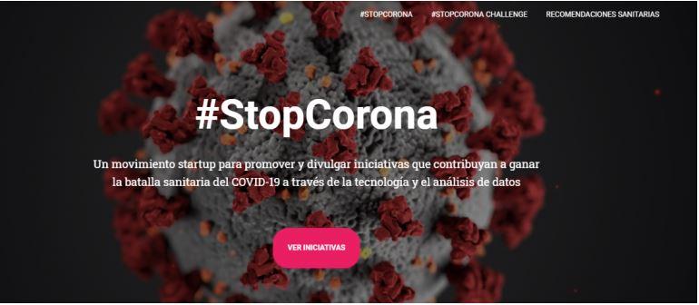 #stopcorona: tecnología y el análisis de datos PARA AYUDAR EN LA LUCHA CONTRA EL COVID-19