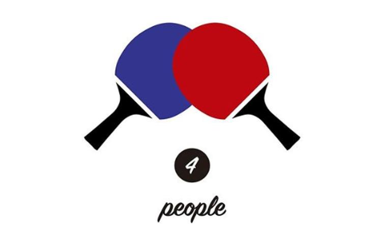partidas benéficas de ping-pong para arrimar el hombro