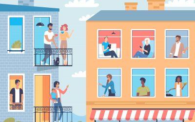 Solidaridad vecinal transformada en bonos